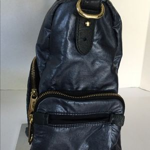 Juicy Couture Bags - Juicy Couture Large Blue Duffel Bag